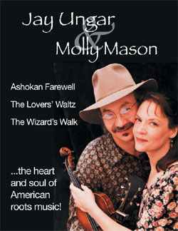 Jay Ungar & Molly Mason | Posters