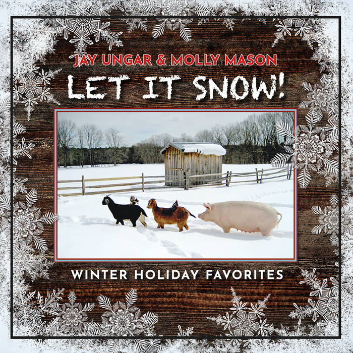 Let It Snow Album Art